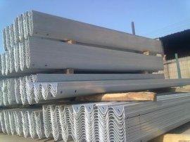橋樑波形防撞護欄板鋼模板安裝設備