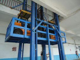 6吨导轨链条式升降货梯,固定式升降机厂家