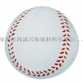pu发泡垒球高尔夫球 棒球 pu发泡球 仿真水果蔬菜