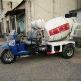 供應優質商砼攪拌運輸車 柴油機驅動 自裝式混凝土水泥攪拌車