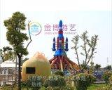 兒童樂園設備/公園遊樂設備/金博自控飛機