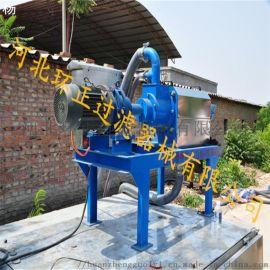天津养殖场用环保全自动猪粪牛粪鸡粪固液分离机