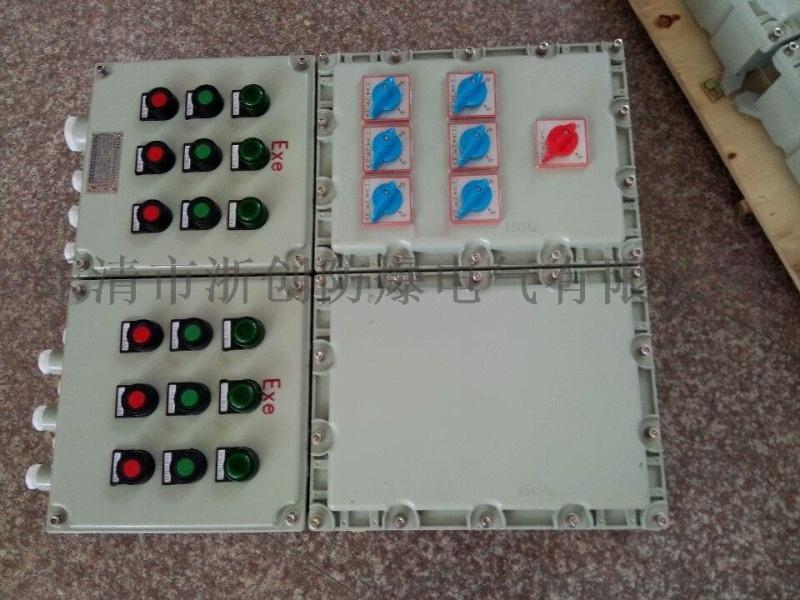 定做IIC级防爆配电箱/石油化工用防爆控制箱