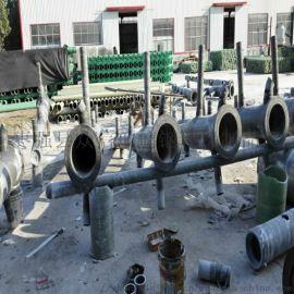 加厚耐磨玻璃钢喷淋管 脱硫塔喷淋管
