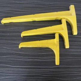 玻璃钢复合材料电缆托架 螺钉式电缆支架使用寿命长