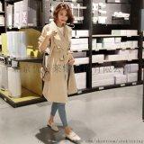 卡拉貝斯瀋陽品牌折扣女裝批發市場 杭州外貿尾貨服裝批發折扣女裝
