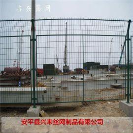 防盗护栏网 护栏网隔离栅 镀锌钢丝围栏网厂家