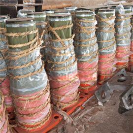 缓冲器厂家 HYD100-200 低频液压缓冲器 压缩行程200 缓冲容量100 螺栓中心距250 天车安全缓冲装置