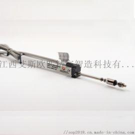 微型拉杆式直线位移传感器模拟量电阻输出高线性度