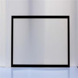 东莞玻璃厂供应AG玻璃盖板,防眩光玻璃,可定制加工