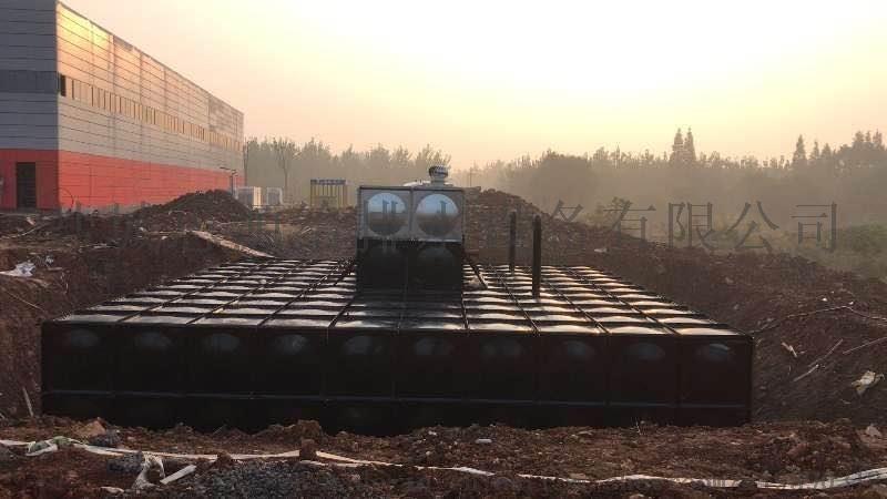 地埋式不锈钢消防水箱