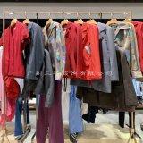 东莞一线麦中林折扣货源/外贸服装市场品牌折扣女装