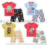 纺织品童装家居服