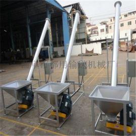厂家推荐粮食螺旋输送机 U型螺旋物料提升机xy1