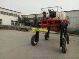 自走式四輪噴藥機