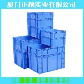 塑料物流箱生产厂家_正越实业