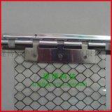 1.0防靜電網格窗簾 透明PVC軟門簾 透明窗簾庫存現貨