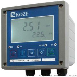 供应科泽DO-2200荧光法在线溶氧仪厂家直销