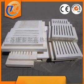 【江苏康泰尔】管式炉用加热管 耐火陶瓷纤维板 900℃高温发热板