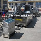 济宁炸鱼油炸生产线 新型油炸生产线厂家
