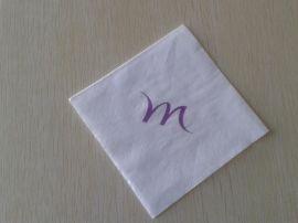 供应酒店餐巾纸1层33*33cm 1/4折**纯木浆餐巾纸卫生纸厂家直销