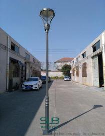 小区3.5米路灯花园别墅行道灯三米景观灯定制批发庭院灯3.2m