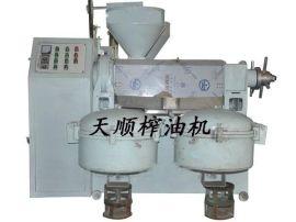 山西小型螺旋榨油机设备,花生大豆榨油机厂家