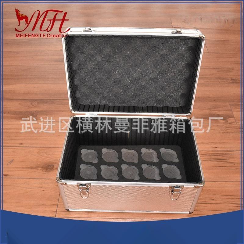 铝合金工具箱 展会器材箱  铝合金箱 防水安全箱 铝制医疗运输箱