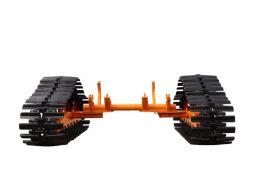 履带驱动轮 三角履带轮 雪地履带轮 收割机履带总成