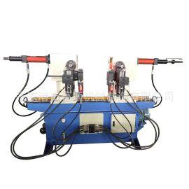 SW38弯管机厂家供应不锈钢管 铁管双头液压弯管机
