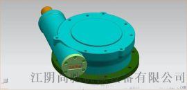 江阴尚驰供应光热塔式系统支架用的高精度跟踪回转减速器SH5