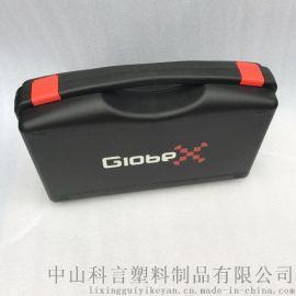 ky006 430*300*120mm厂家热销手提塑料包装盒美容美体化装塑料盒摄影器材专用工具箱贵重物品防护塑胶工具箱