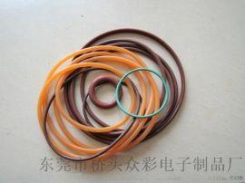 SIL导电防水圈 ROHS认证SIL硅橡胶密封圈厂