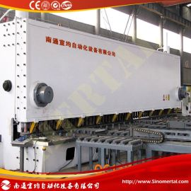 QC11Y液压闸式剪板机 剪板机现货 亚威剪板机