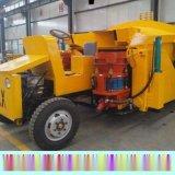 广西桂林市单料斗喷浆车制造商喷浆机空压机