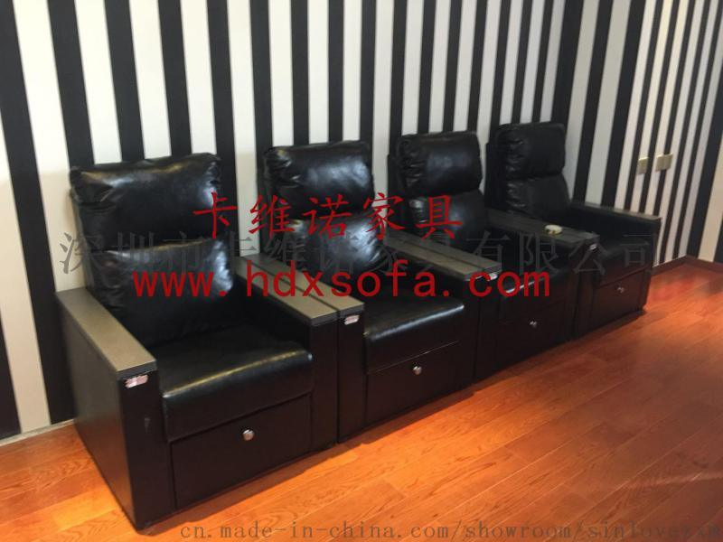美睫沙发美足椅美甲沙发定做