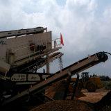 建筑垃圾破碎机 建筑垃圾处理设备移动式破碎机