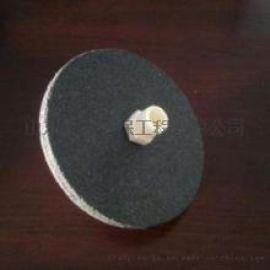 益海环保橡胶微孔曝气头实验用膜片式曝气器环保配件