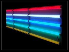七彩LED数码管