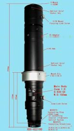 高分辩率同轴光镜头(XDS-H0850C)