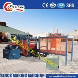 湖南全自动免烧砖机水泥制砖机多少钱