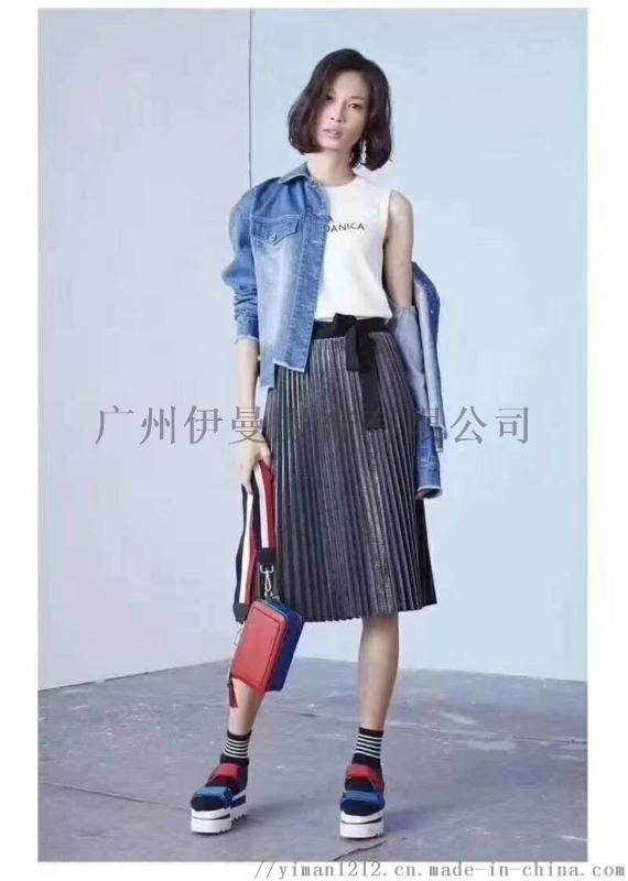 廣州伊曼服飾專做品牌女裝折扣,R&D索典貨走份