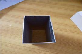 铝方管吊顶 型材铝方管定制 铝方管高清效果图