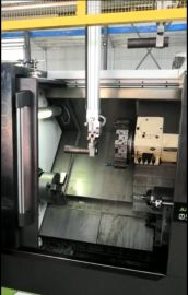 圆管/棒料加工车床机械手-数控车床机械手厂家价格