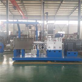 大型预糊化淀粉膨化机 型煤镁球粘合剂加工设备