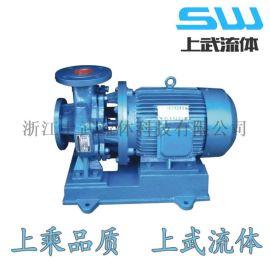 ISWH型卧式化工离心泵 ISWH型耐腐蚀化工泵