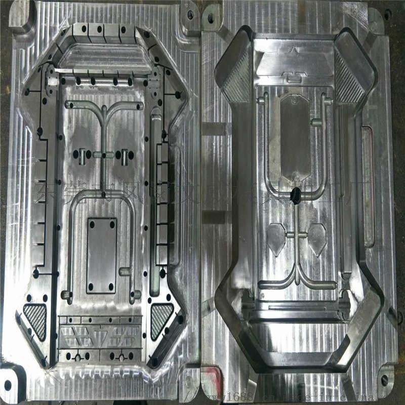 东莞塑胶模具注塑加工 外壳塑胶模具开模双色注塑加工