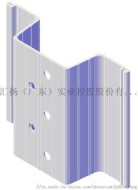 汇扬实业高分子复合材料塑钢板桩环保新型材料