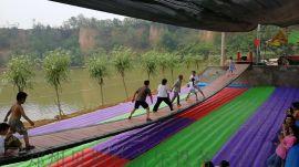 河北衡水大型网红桥充气垫子工厂价直销