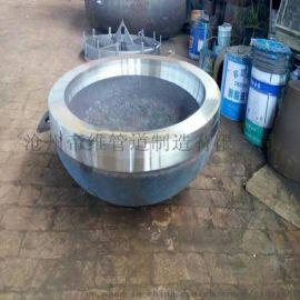 焊接管帽,大口径管帽,碳钢管帽低价销售